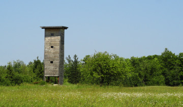 Trap Shooting Tower